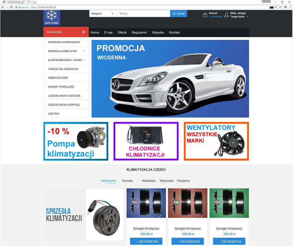 Sklep Internetowy System Sprzeda Y B2c Dla Firmy Handlowej